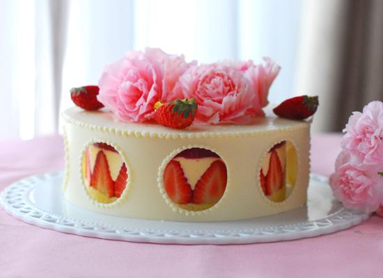 母の日のケーキ_c0169657_07570064.jpg