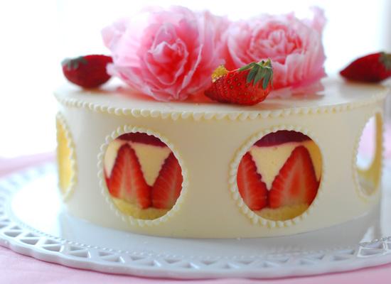 母の日のケーキ_c0169657_07570512.jpg