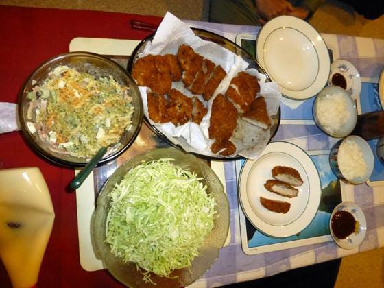 楽しい晩餐_e0133780_21283936.jpg