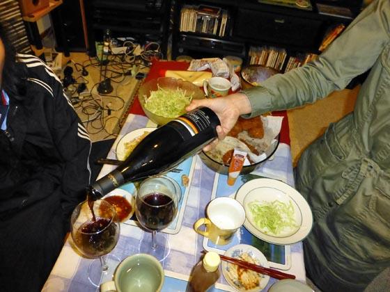 楽しい晩餐_e0133780_2135038.jpg