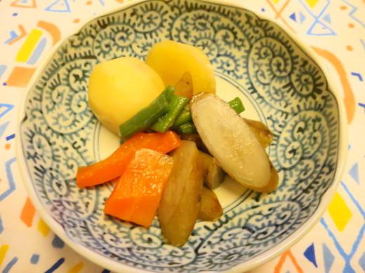 ごぼうの煮え具合は、食べてチェックがお勧め_d0031682_06503428.jpg