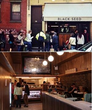 NYに新スタイルの大人気ベーグル店登場 Black Seed Bagel_b0007805_13403125.jpg