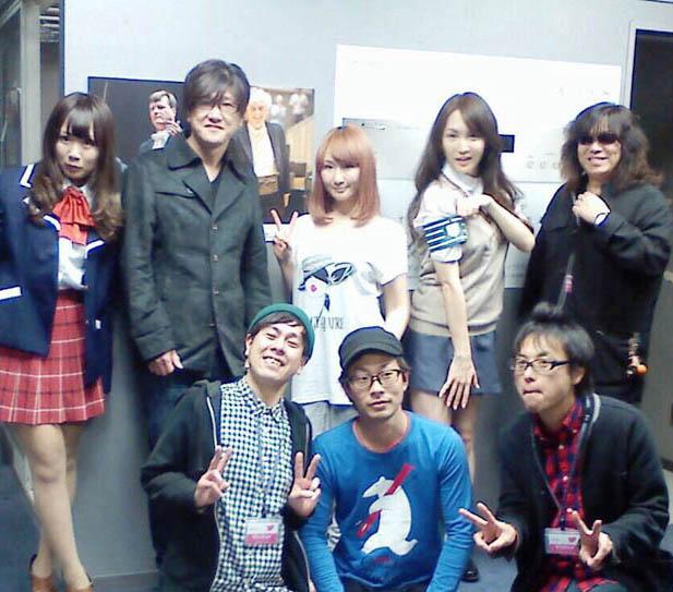 アイドル編 ラジオ 「ジョウホウMAX」 ゲストアシスタントのゲスト_b0183113_0113436.jpg