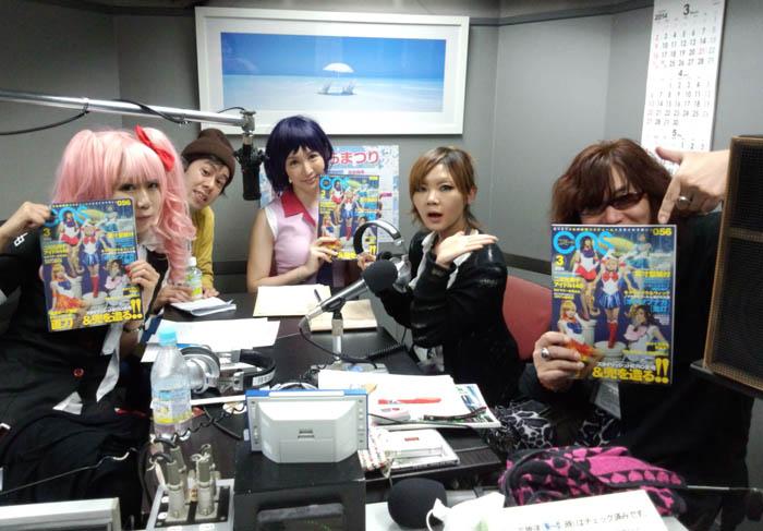 アイドル編 ラジオ 「ジョウホウMAX」 ゲストアシスタントのゲスト_b0183113_0131736.jpg