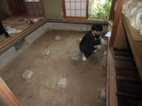H様邸(安佐南区高取南)和室床貼り替え・白アリ駆除工事_d0125228_7464174.jpg