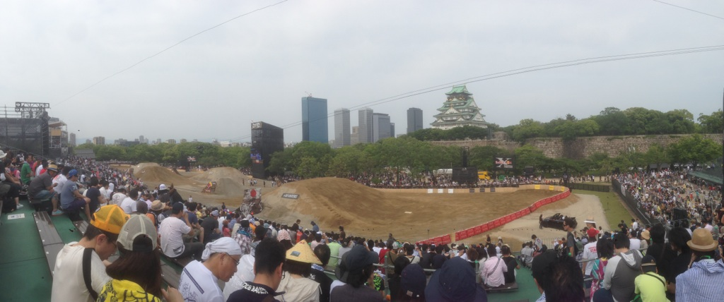 Red Bull X-Fighters Osaka 2014 観戦_a0170631_13294759.jpg