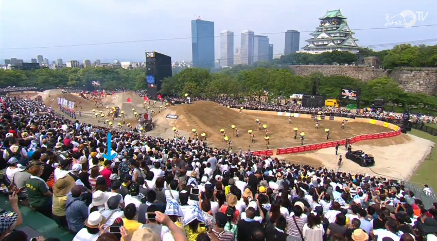 Red Bull X-Fighters Osaka 2014 観戦_a0170631_13455160.jpg