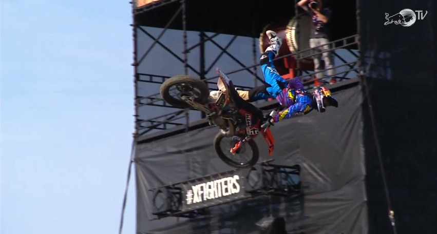 Red Bull X-Fighters Osaka 2014 観戦_a0170631_14281591.jpg