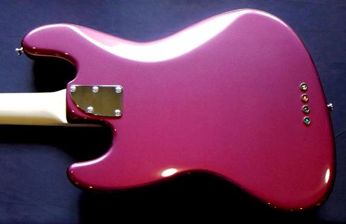 「Redish Purple Mica MetaのSTD-J」1 & 2本目が完成!_e0053731_1912874.jpg