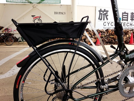 納車 Bike Friday_d0147944_2037394.jpg