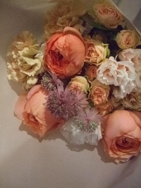 オークリーフ(母の日に贈る花束)_f0049672_14143134.jpg