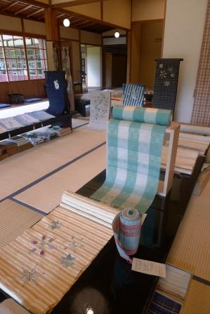 『日本の夏じたく』展、終了いたしました。_f0177373_1543464.jpg
