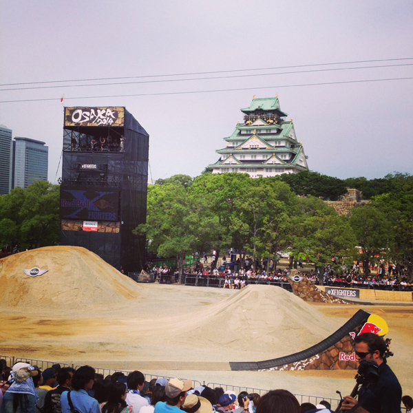 REDBULL X-FIGHTERS OSAKA_c0223486_21313525.jpg