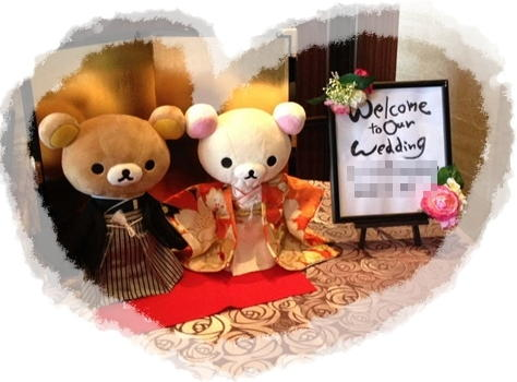 HAPPY WEDDING~♡_d0078486_5382898.jpg