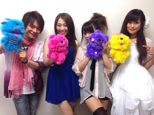 「おいでませ!ランティス祭り!キャラバンイベントin大阪」_f0143188_21204620.jpg
