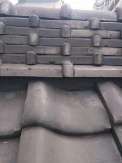 板橋区の上板橋で瓦屋根補修工事_c0223192_1871167.jpg