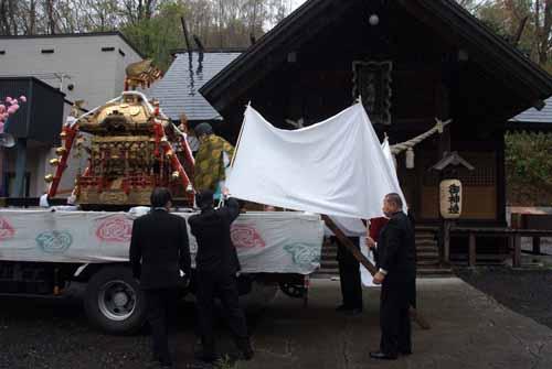 夕張145・夕張神社春の例大祭(旧炭山祭)_f0173596_10171963.jpg