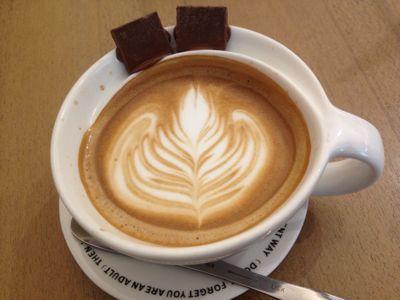 Max Brenner Chocolate Bar@Omotesando hills_c0267598_10281590.jpg