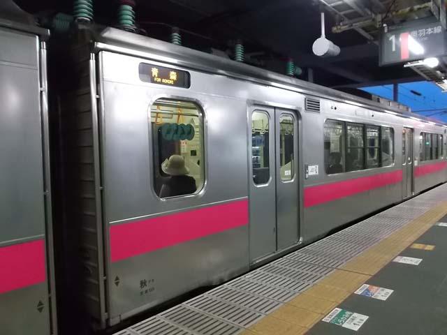 函館一人プチ旅 その1 函館へ出発_f0019498_19104552.jpg