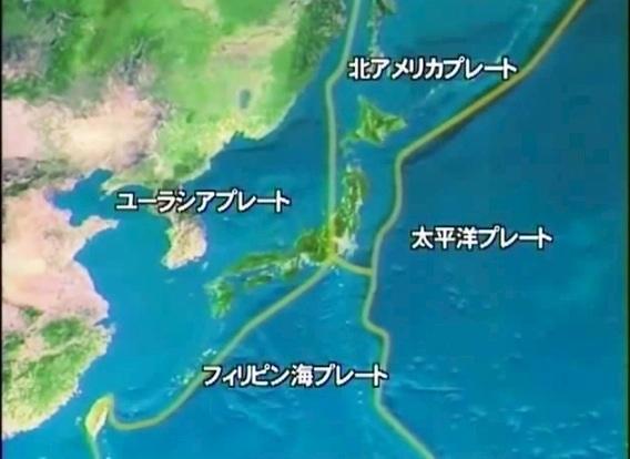 岡村特任教授は、南海トラフ付近での巨大地震や津波の発生間隔を研究するため... 南海トラフ・宝永