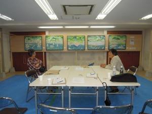 広吉先生の絵の展示会_d0322102_1510099.jpg