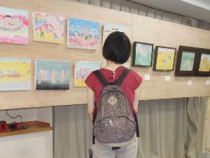 広吉先生の絵の展示会_d0322102_15155218.jpg