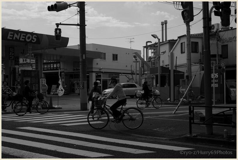 自転車な人々  X-E1_e0063851_2355365.jpg