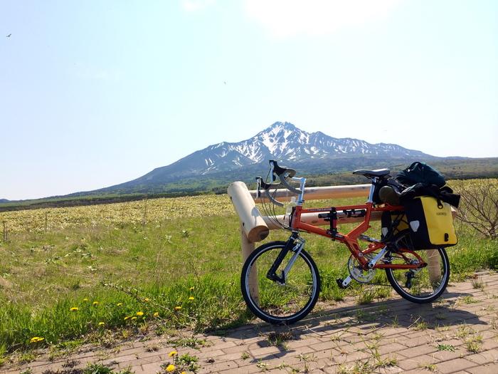 秀岳荘サイクリング しあわせの利尻ツアー 2014_d0197762_1933514.jpg