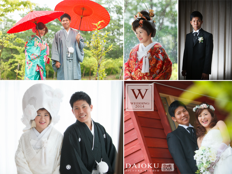 結婚式の前撮り 当店スタジオにて_c0224169_13072687.jpg
