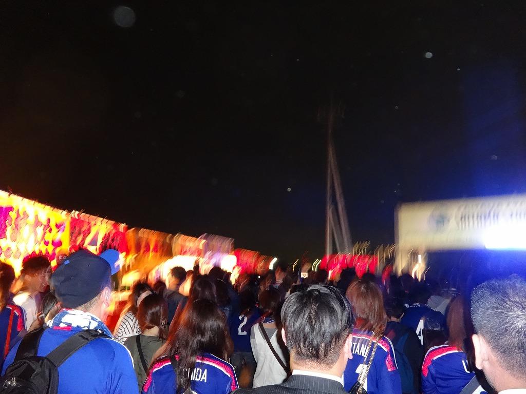 W杯目前!チャレンジカップ埼スタ!_d0061678_23571364.jpg