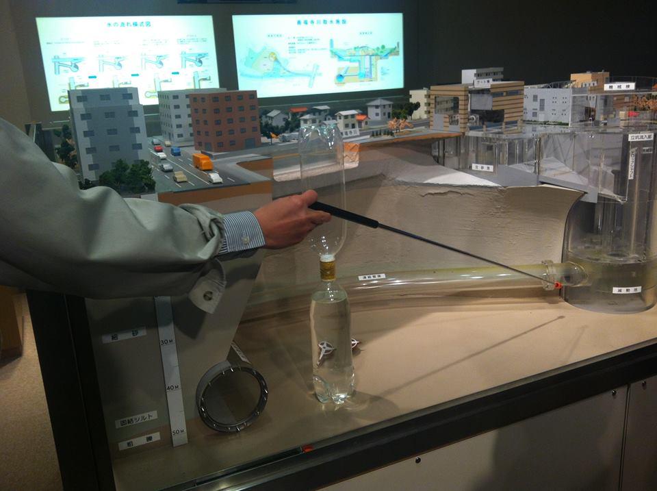 神田川地下貯水池・善福寺川取水施設の見学に行って来ました。_f0121982_23214551.jpg