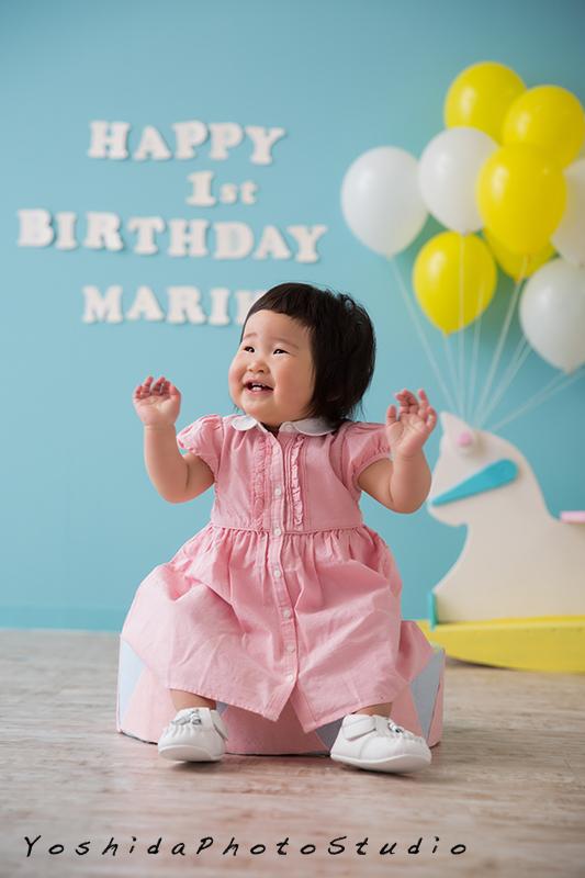 MARIKO 1st Birthday_c0168985_22444104.jpg