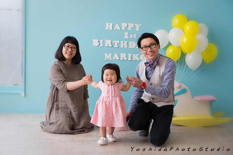 MARIKO 1st Birthday_c0168985_22444666.jpg
