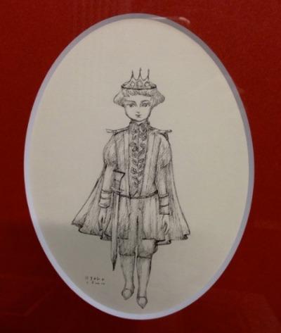 「幸福の王子」展  しあわせの余韻 2_c0203401_16531930.jpg