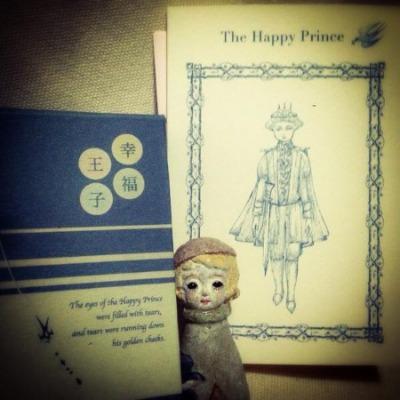 「幸福の王子」展  しあわせの余韻 2_c0203401_16575796.jpg