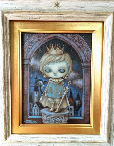 「幸福の王子」展  しあわせの余韻 4_c0203401_17302198.jpg