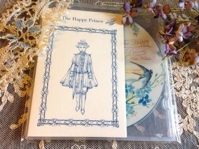 「幸福の王子」展  しあわせの余韻 7_c0203401_19194883.jpg