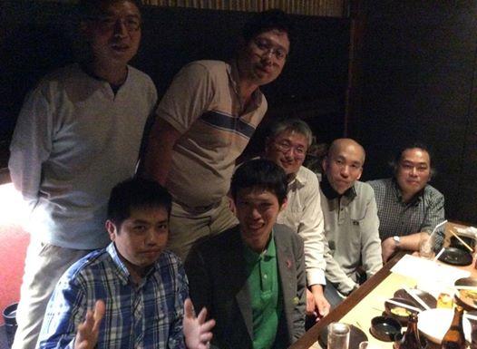 東京進出祝賀会、ありがとうございました!_e0094315_17152443.jpg