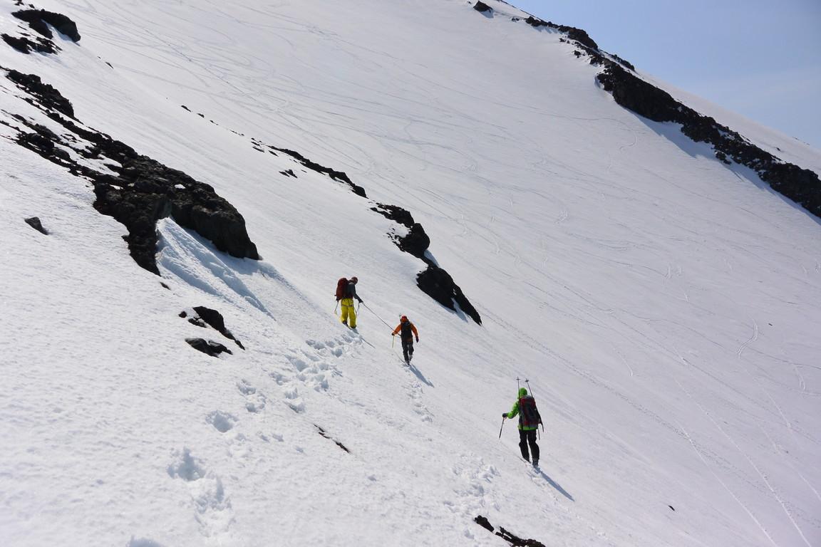 """2014年5月 『富士山大滑降』 May 2014 \""""Ski in Mt Fuji\""""_c0219616_16412252.jpg"""
