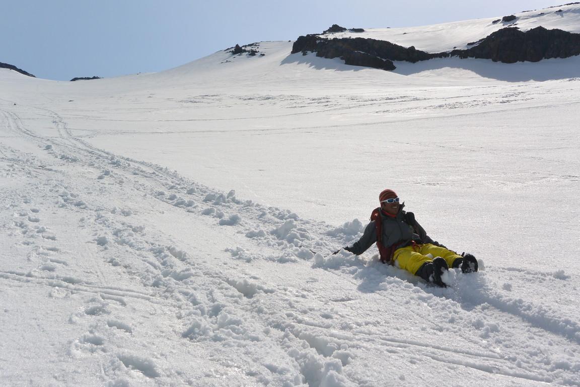 """2014年5月 『富士山大滑降』 May 2014 \""""Ski in Mt Fuji\""""_c0219616_1653747.jpg"""
