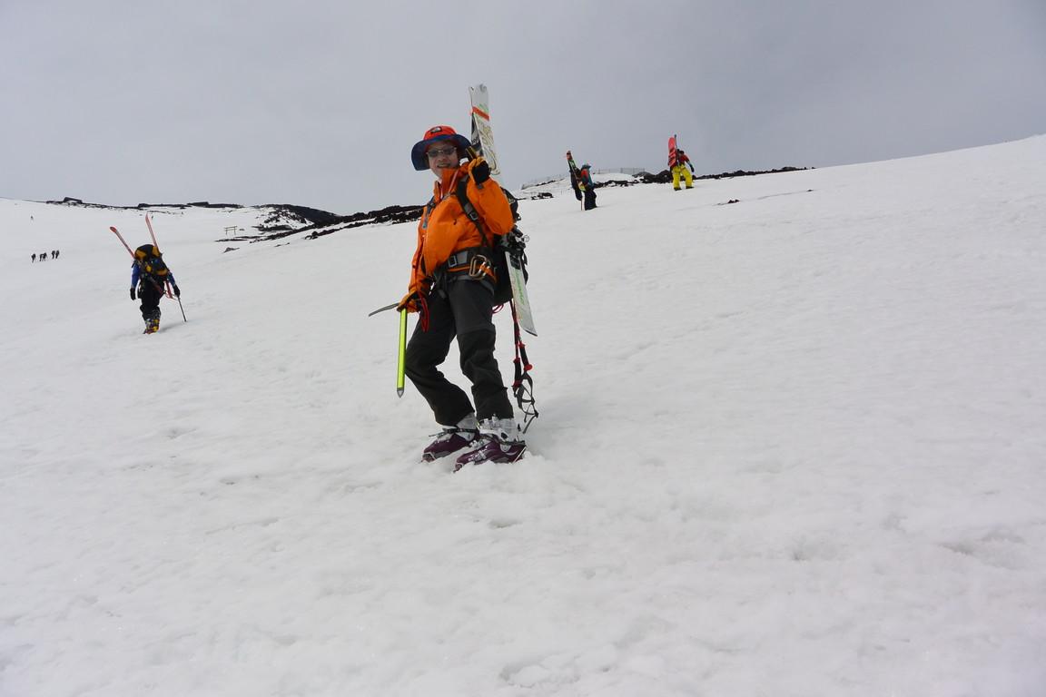 """2014年5月 『富士山大滑降』 May 2014 \""""Ski in Mt Fuji\""""_c0219616_1658222.jpg"""