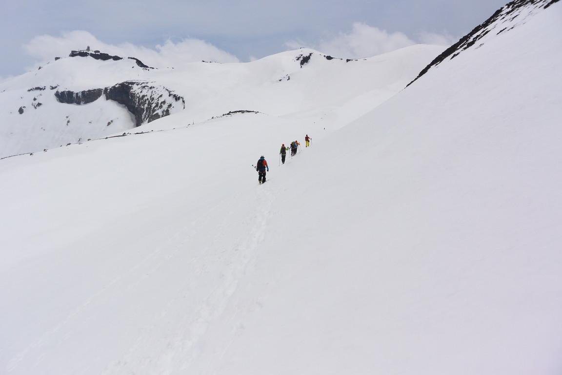 """2014年5月 『富士山大滑降』 May 2014 \""""Ski in Mt Fuji\""""_c0219616_17245553.jpg"""
