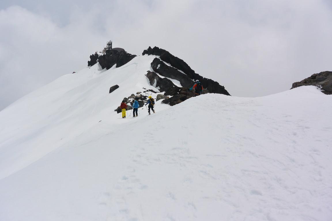 """2014年5月 『富士山大滑降』 May 2014 \""""Ski in Mt Fuji\""""_c0219616_17254287.jpg"""
