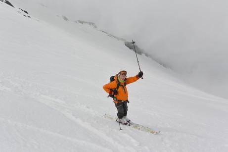 """2014年5月 『富士山大滑降』 May 2014 \""""Ski in Mt Fuji\""""_c0219616_17404277.jpg"""