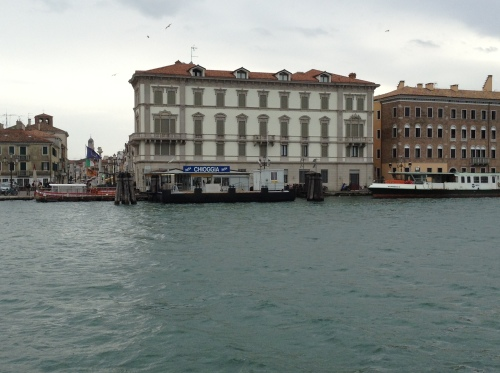 ベネチアからキオッジャへ バポレット&バス&フェリーの旅_d0128354_22501231.jpg