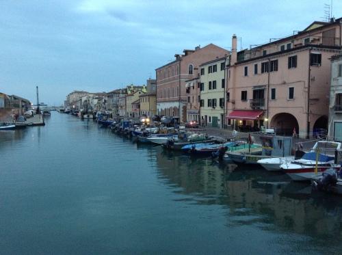 ベネチアからキオッジャへ バポレット&バス&フェリーの旅_d0128354_22502000.jpg