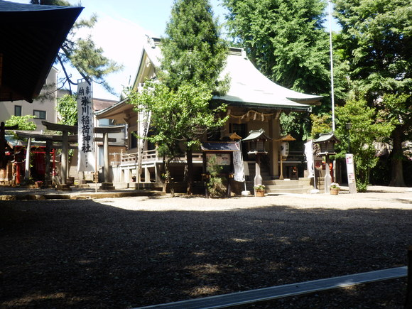 お江戸散策(氷川神社)、、、1_e0292172_20324985.jpg