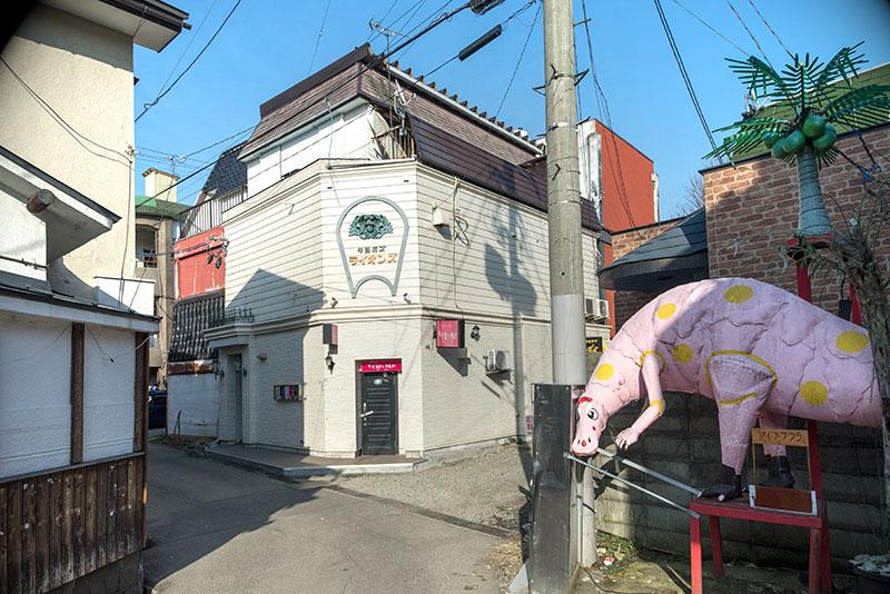 色の街 2014 -15 福島県 会津若松市_f0215695_10270539.jpg