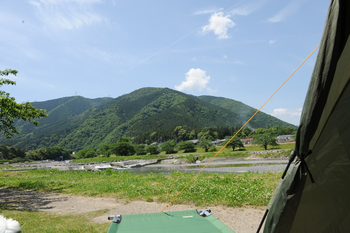 粕川キャンプ part2_a0049296_19473385.jpg