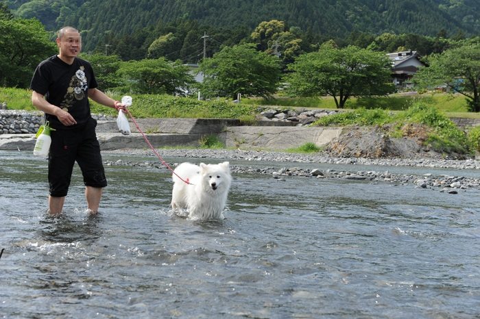 粕川キャンプ part2_a0049296_1958236.jpg
